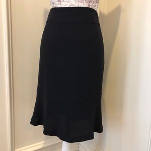 Authentic CHANEL 💖 silk crepe skirt